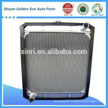 Foton Auman Truck Radiator with Plastic Tank and Aluminum Core1425313106201