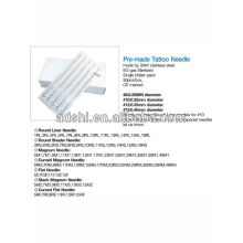 Top High Quality Tattoo Needles Factory Direct sale
