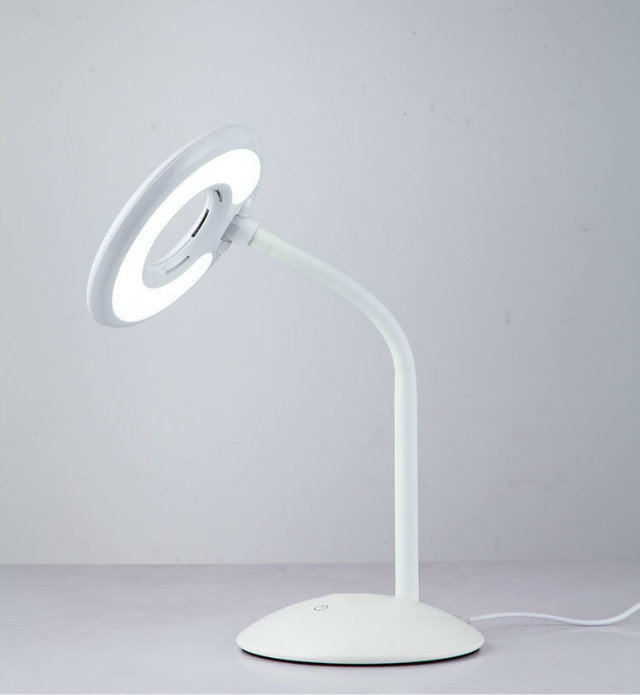 Lámpara de escritorio de 6W Round Series LED