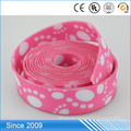 popular product customized size colorful polyester free mark or printing car belt webbing