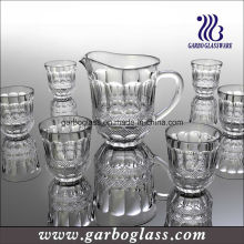 Neues Design-Trinkglas mit 7PCS / Set