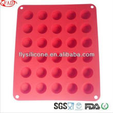 FDA & LFGB Factory Price Promotionnel Silicone Cupcake Mould