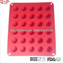 FDA&LFGB Factory Price Promotional Smart Silicone Cupcake Mold