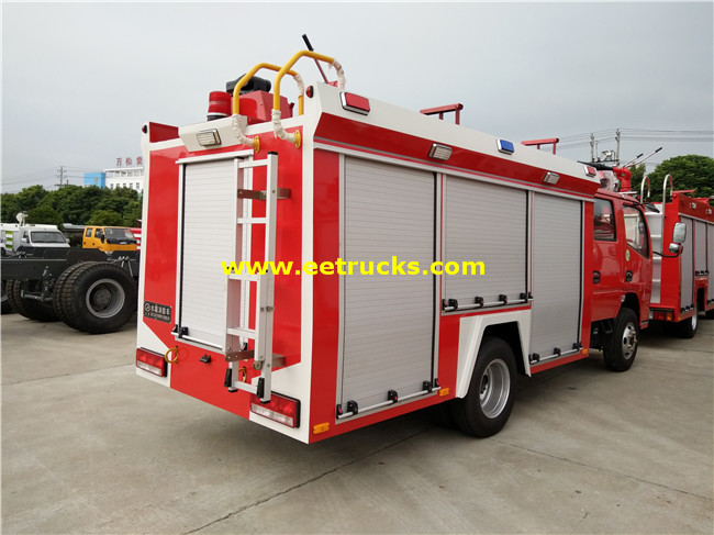 Used Fire Fighting Trucks