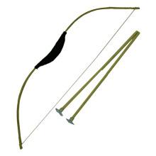 nuevo estilo de línea de acero caza recurvo arco compuesto