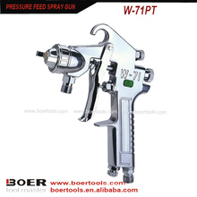 Pressure Feed Spray Gun paint tank W-71PT