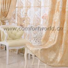 Print Curtain Fabric