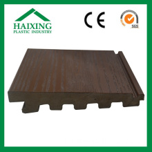 Wood Texture PVC Wall Panel Outdoor CE SGS (HW-12)