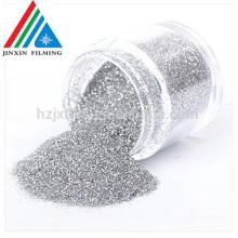 100% puro Shinny Glitter Powder De alta qualidade dourado / prata PET Mylar Ornament Powder