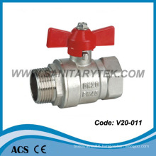 Forged Brass Ball Valve (V20-011)