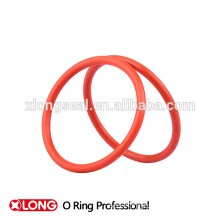 Hot sale high quality standard clear silicone rubber o ring