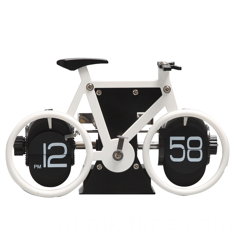 Bike Table Clock
