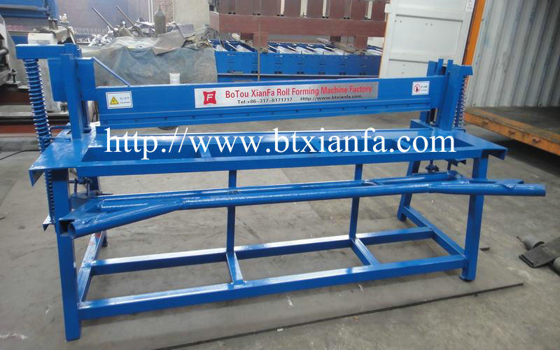 Sheet Bending Machine (2)