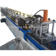 Mecanizado automático completo YTSING-YD-0361 Rodillo de la puerta del obturador que forma la máquina que corta sin la parada