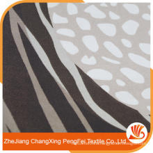 Comfortable contracted 100% polyester disperse print home textile with cheap