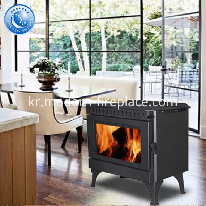 Wood Burner Free Standing Installation Factory