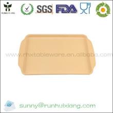 Bac à aliments en fibre de bambou écologique et biodégradable