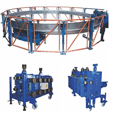 Máquina de silos Lipp de alta calidad