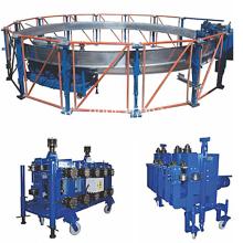 High quality lipp silo machine
