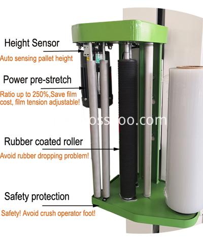 Pallet Stretch Wrapper Machine