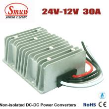 24V bis 12V 30A 360W Buck Modul Auto Power Converter
