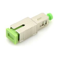 Atenuador do metal do atenuador da fibra óptica do Sc