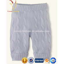 Cable Super Warm Winter Children Newborn Pants