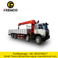 Sinotruk 371HP Cargo Crane on Truck