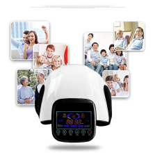 Wireless Portable Knee Massage Device, Health & Medical Portable Electronic Knee Massager Warm Laser Device