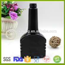 12oz new design empty oil industrial plastic bottle with screw cap
