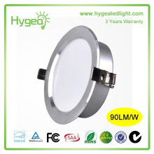 High power led downlight Anti fog Downlight 10W led downlight AC 85-277V 3years warranty