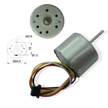 High Power DC Motor Theory Brushless