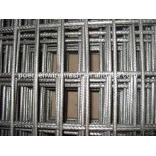 Welded Wire Mesh Reinforcement in Concrete Slabs