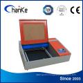 Mini 40W Samll Desktop Engraving Machine for Rubber