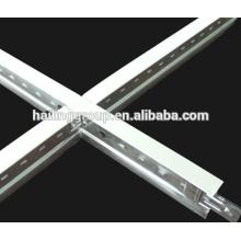 Rejilla de techo de metal suspendido galvanizado de alta calidad T