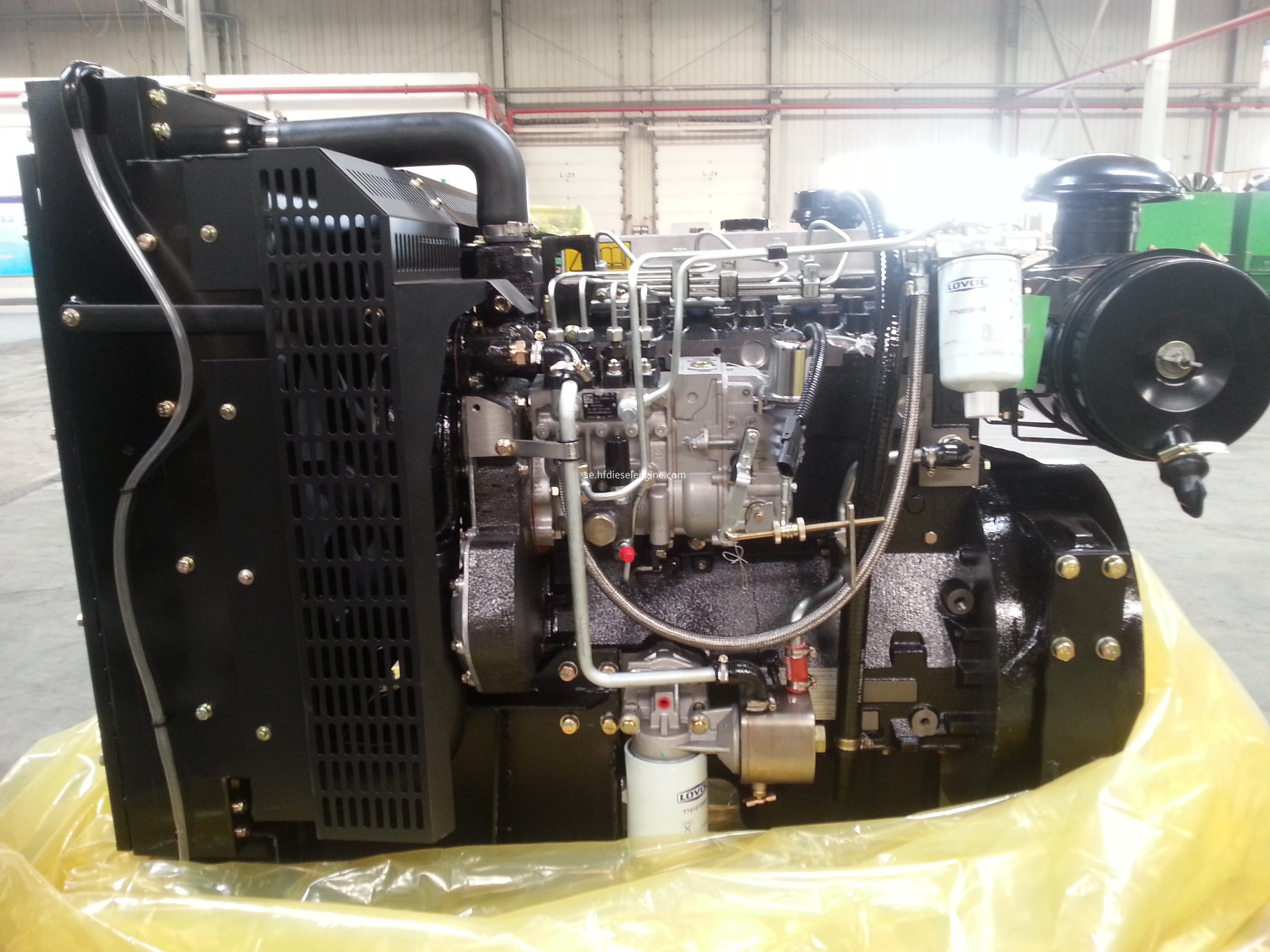 Perkins lovol diesel engine