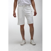 Ladies white short pants