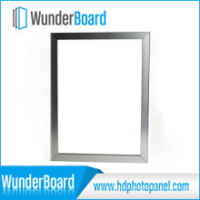 Extra-Thin Edge Metal Photo Frame for HD Aluminum Metal Photo Panels
