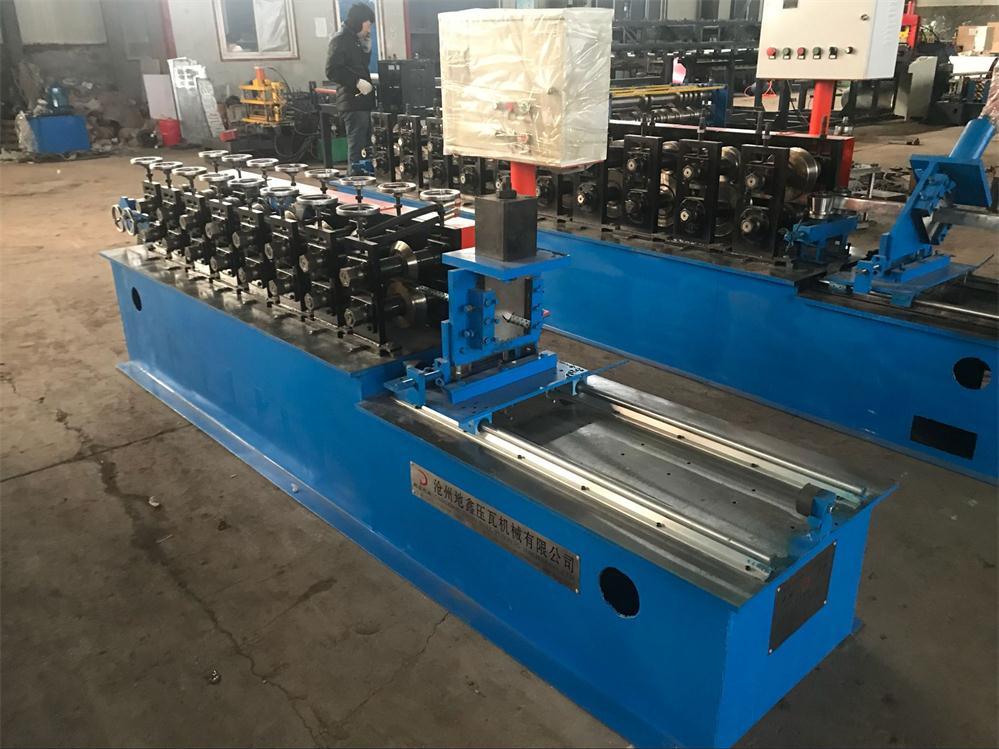 Best Quality Color Steel Keel Roll Forming Machine