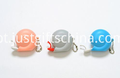 Custom Snail Measuring Tape
