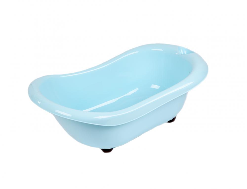 Plastic Baby Bathtub with Cartoon Picture