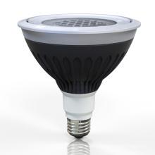 Indicador RGB LED PAR38 a prova d'água com controle remoto sem fio