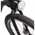 Bicicletas eléctricas blancas de aluminio del crucero de la playa de la mujer / bici del ebike de la playa