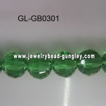 Wholesale 96 facets crystal glass beads