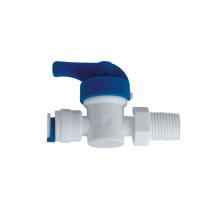 Vanne à bille du filtre à eau RO