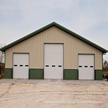Edificio de cochera de estructura de acero ligero (KXD-SSB1265)
