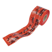 Underground Detectable Caution Warning Tape