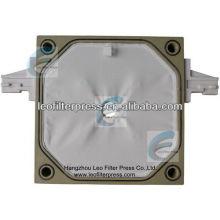 Filtro prensa placa de filtro para la industria de la cerveza