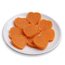 Heart Shape Veggie Treat Pet Supplies Snack for Dog Food