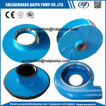 AH slurry pump wet end parts